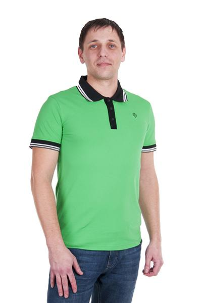 polo green XL 67M-2D-002