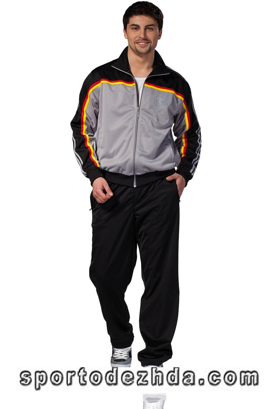 Спортивный костюм адидас мужской классический 10