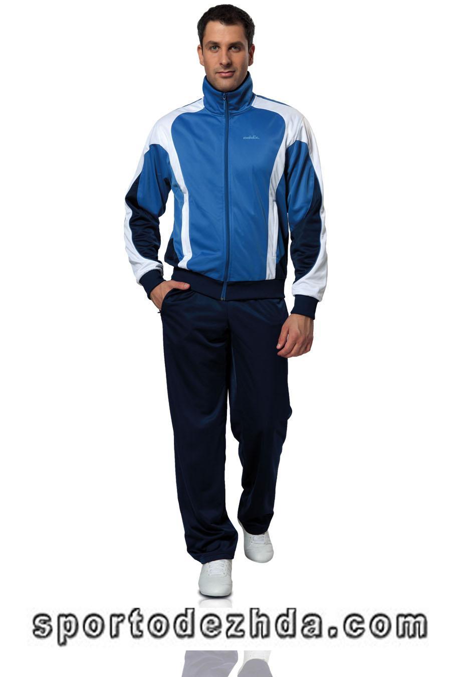Спортивный костюм мужской лутон синий